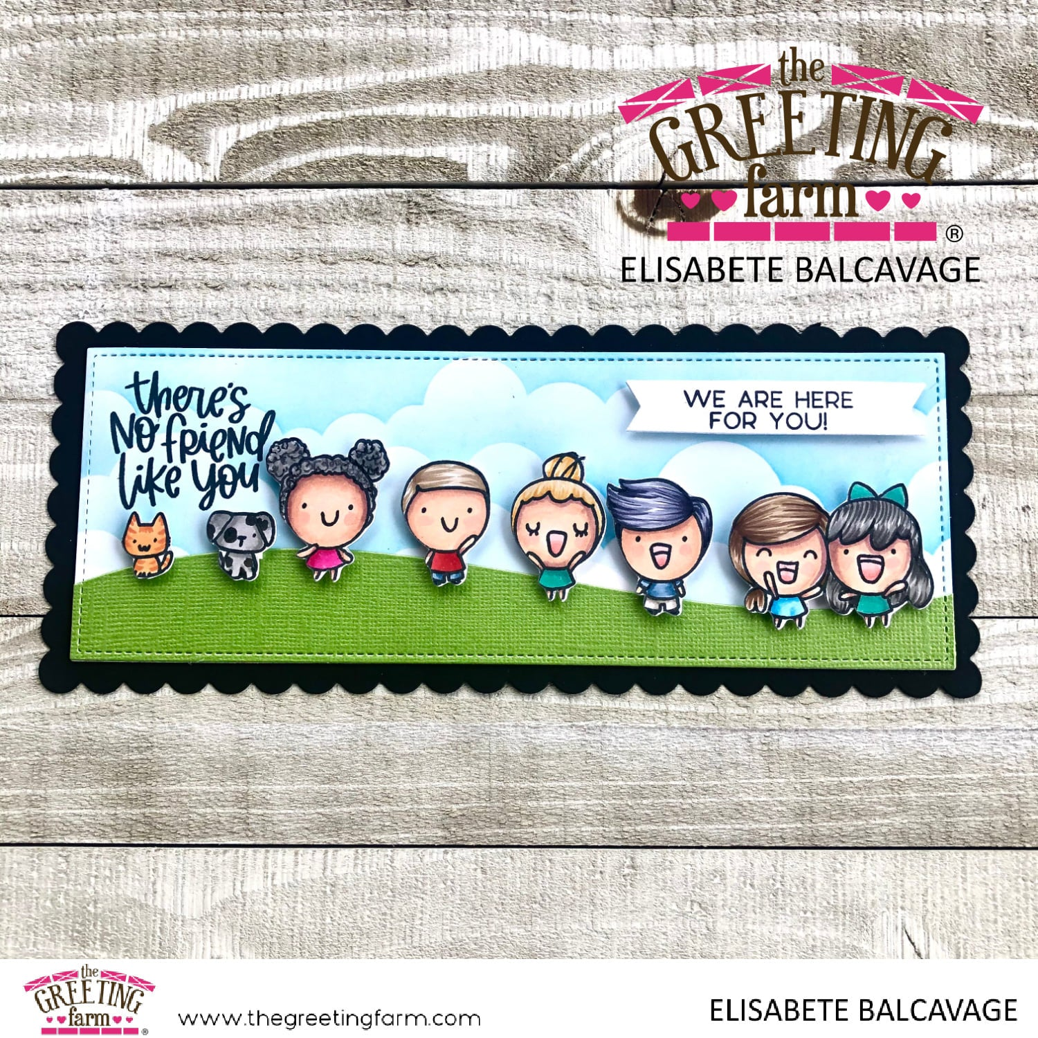 February 2021 Release Preview Day 3:  MINKIE FRIENDS