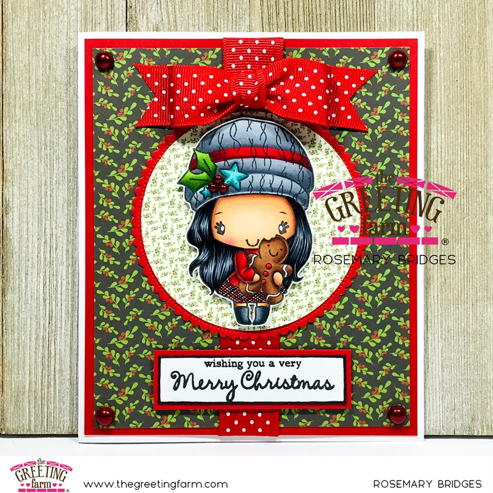 Stamp Feature: Holiday Anya 7