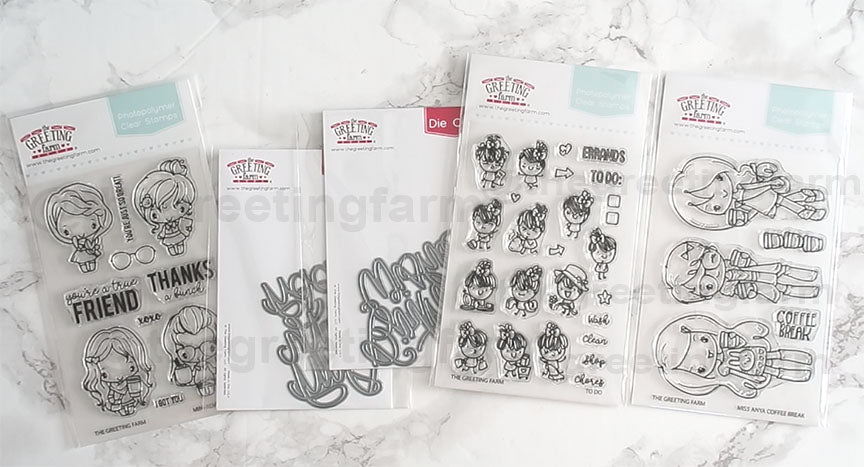 August 2019 Stamp in Review and WINNERS of the Planner Sticker Giveaway!