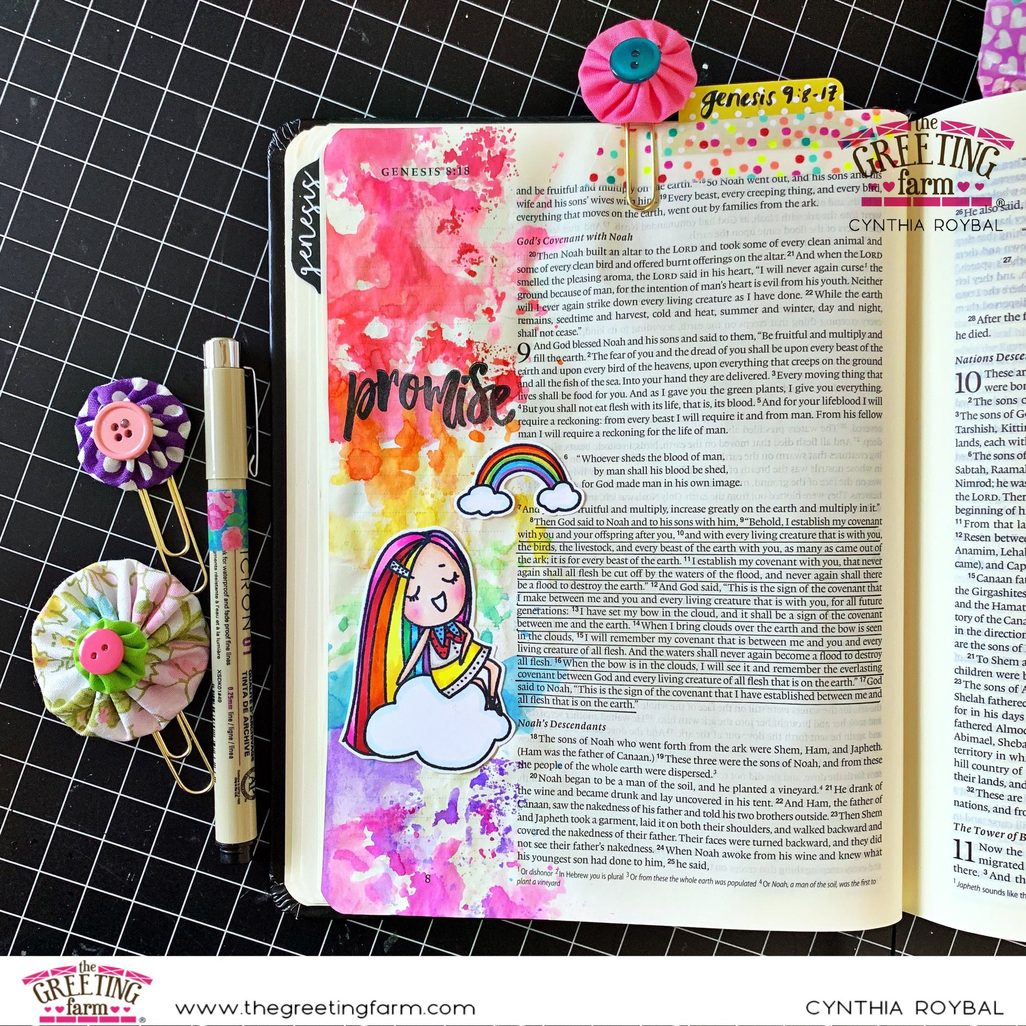 Promise Bible Journaling