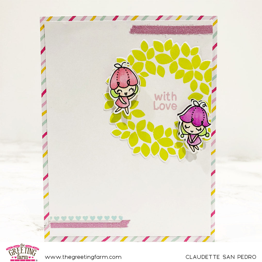 Stamp Feature: With Love