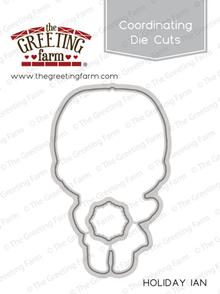 Holiday Ian - Die Cuts