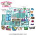Build-a-Laundry Room - digi set