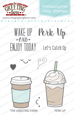 Perk Up - Clear
