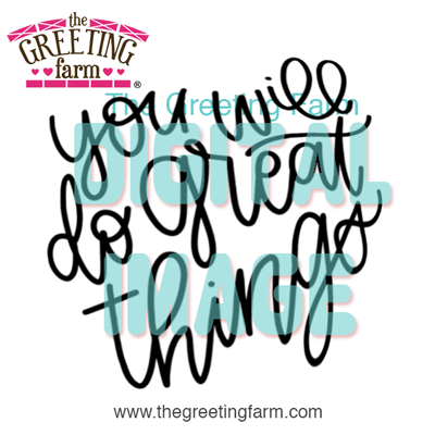 Great Things - digi