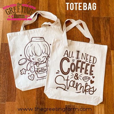 Coffee Cup - Tote Bag