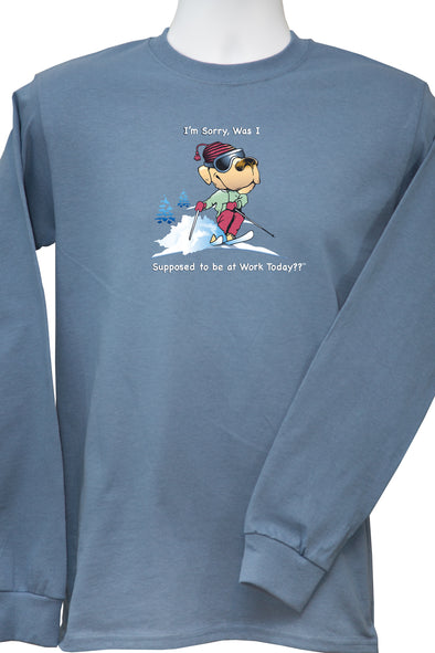Skiing T-Shirt