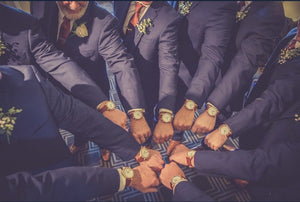Groomsmen Watches in a group