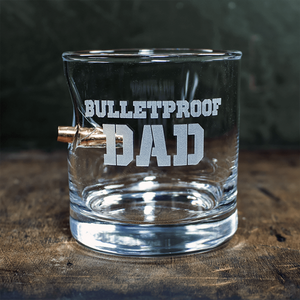 11oz Benshot Whiskey Glass
