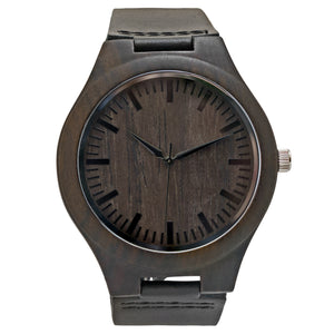 The Christopher | Wood Watch