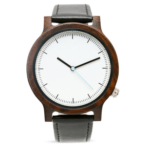 The Atlas Ebony | Set of 9 Groomsmen Watches Grain and Oak