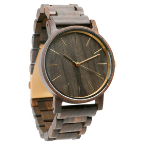 The Bentlee | Set of 11 Groomsmen Watches Grain and Oak