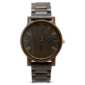 The Cedric Gold | Set of 12 Groomsmen Watches Grain and Oak
