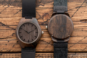 The Christopher | Set of 6 Groomsmen Watches Grain and Oak