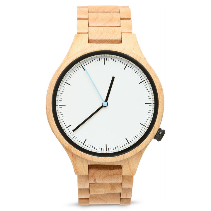 The Classic Maple | Set of 4 Groomsmen Watches Grain and Oak