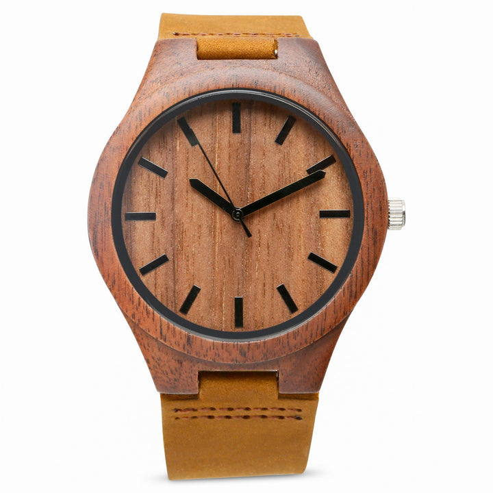 The Gibson | Set of 9 Groomsmen Watches Grain and Oak