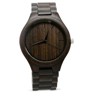 The Nash | Set of 4 Groomsmen Watches Grain and Oak