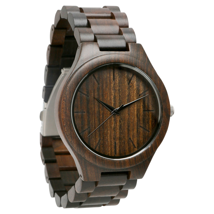 The Nash | Set of 6 Groomsmen Watches Grain and Oak