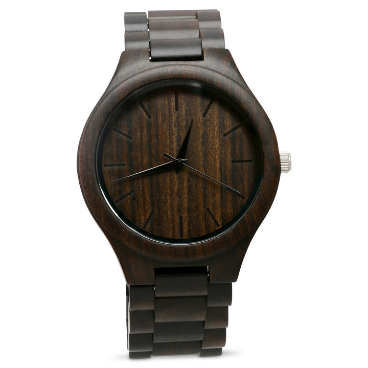 The Nash | Set of 9 Groomsmen Watches Grain and Oak