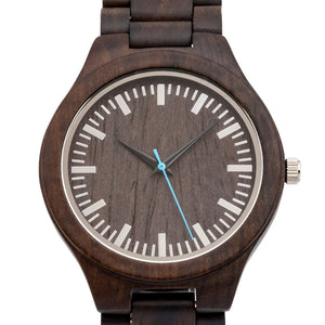 The Ridge Silver | Set of 11 Groomsmen Watches Grain and Oak