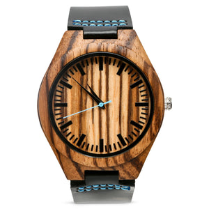 The Thomas Peak | Set of 4 Groomsmen Watches Grain and Oak