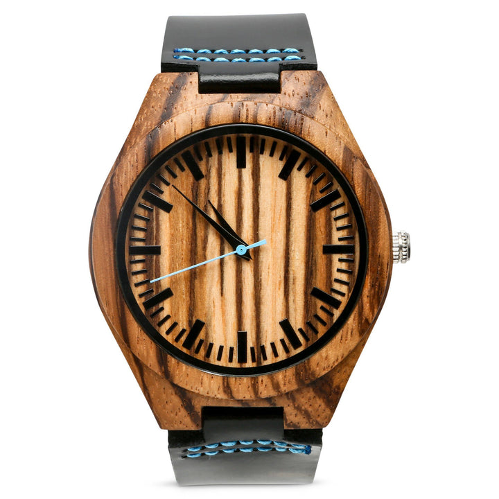 The Thomas Peak | Set of 9 Groomsmen Watches Grain and Oak