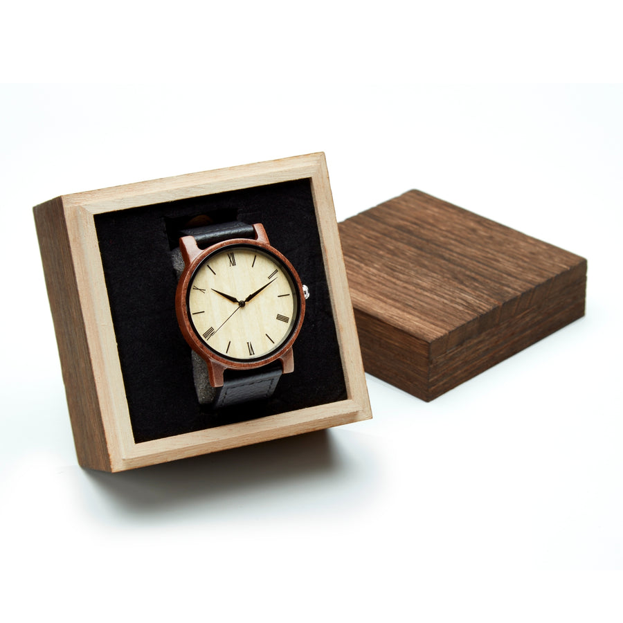 Wooden Watch Gift Box