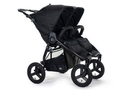 2021 Bumbleride Indie Twin in Matte Black - Russia