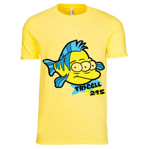 "TRICELL 215- ""BLINKY FLOUNDER "" SHIRT"