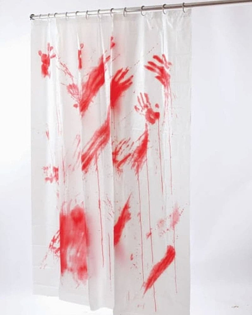 I SURVIVED THE RACCOON CITY INCIDENT SHOWER CURTAIN