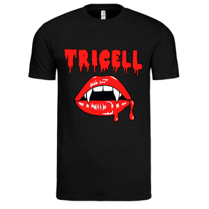 "TRICELL 215- ""SPOOKY LOVE"" SHIRT"
