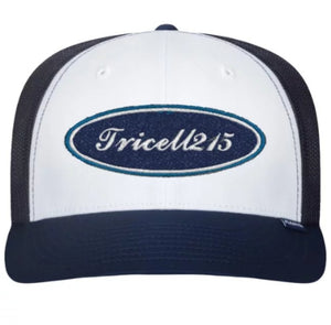 "TRICELL 215- "" TRUCKER HAT """