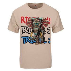 "TRICELL 215 ""URBAN HANNIBAL "" SHIRT"