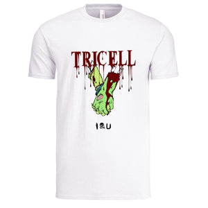 "RICELL 215- ""ZOMBIE LOVE"" SHIRT"