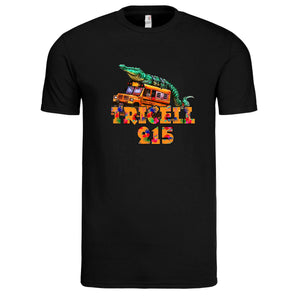 "TRICELL 215-"" L8TER GATOR ""T SHIRT"