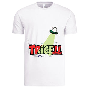 "TRICELL 215-"" T A K E M E A W A Y ""T SHIRT"