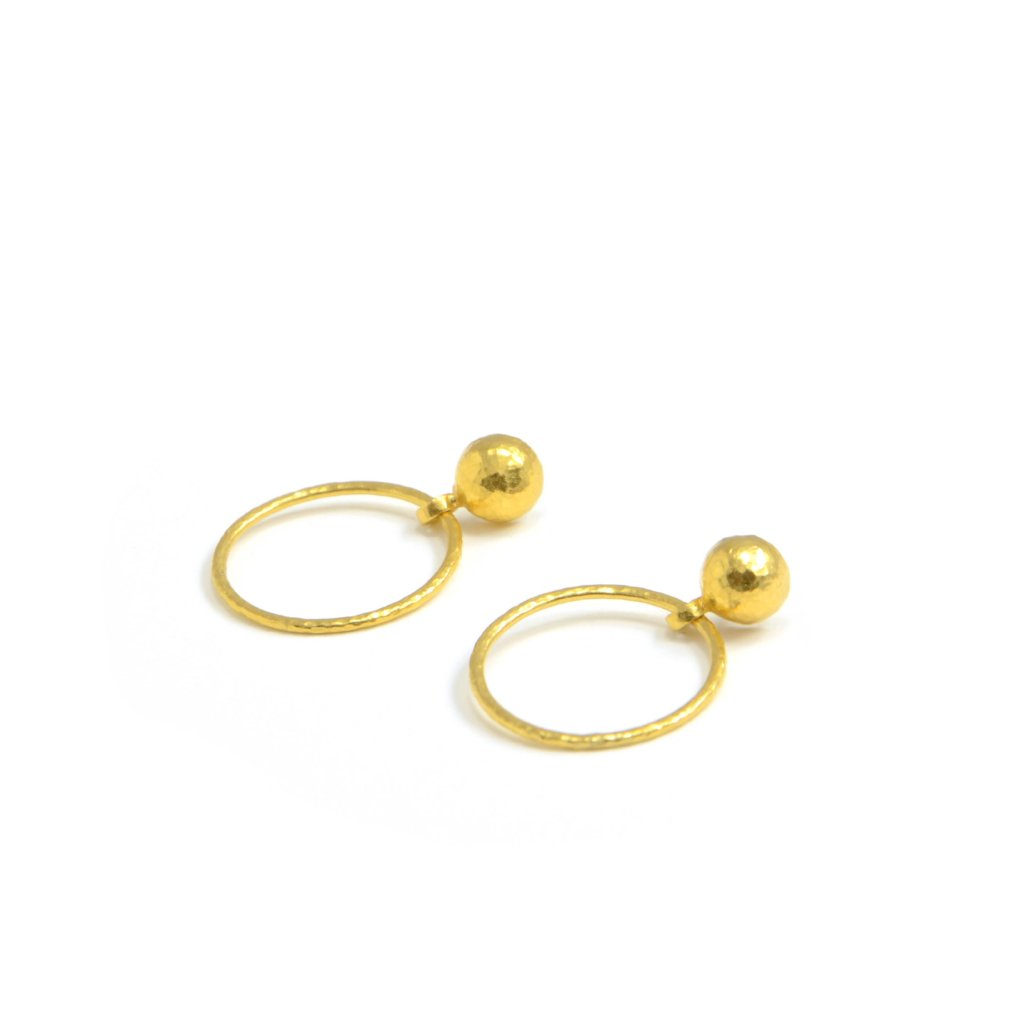 GURHAN Geo Earrings