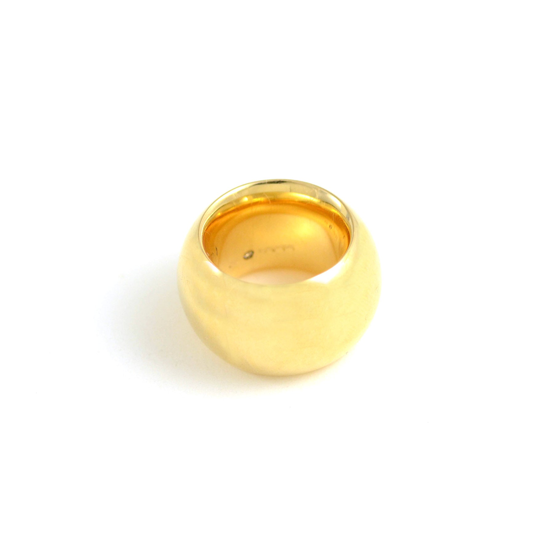 Ellipse 17 Gold Band