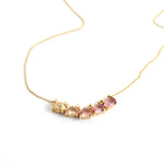 Imperial Topaz Ombre Necklace