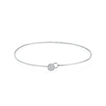 Phillips House white gold diamond infinity love always wire bracelet