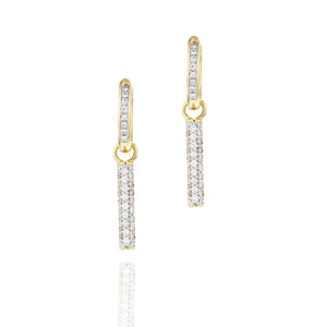 Affair Toggle Earrings