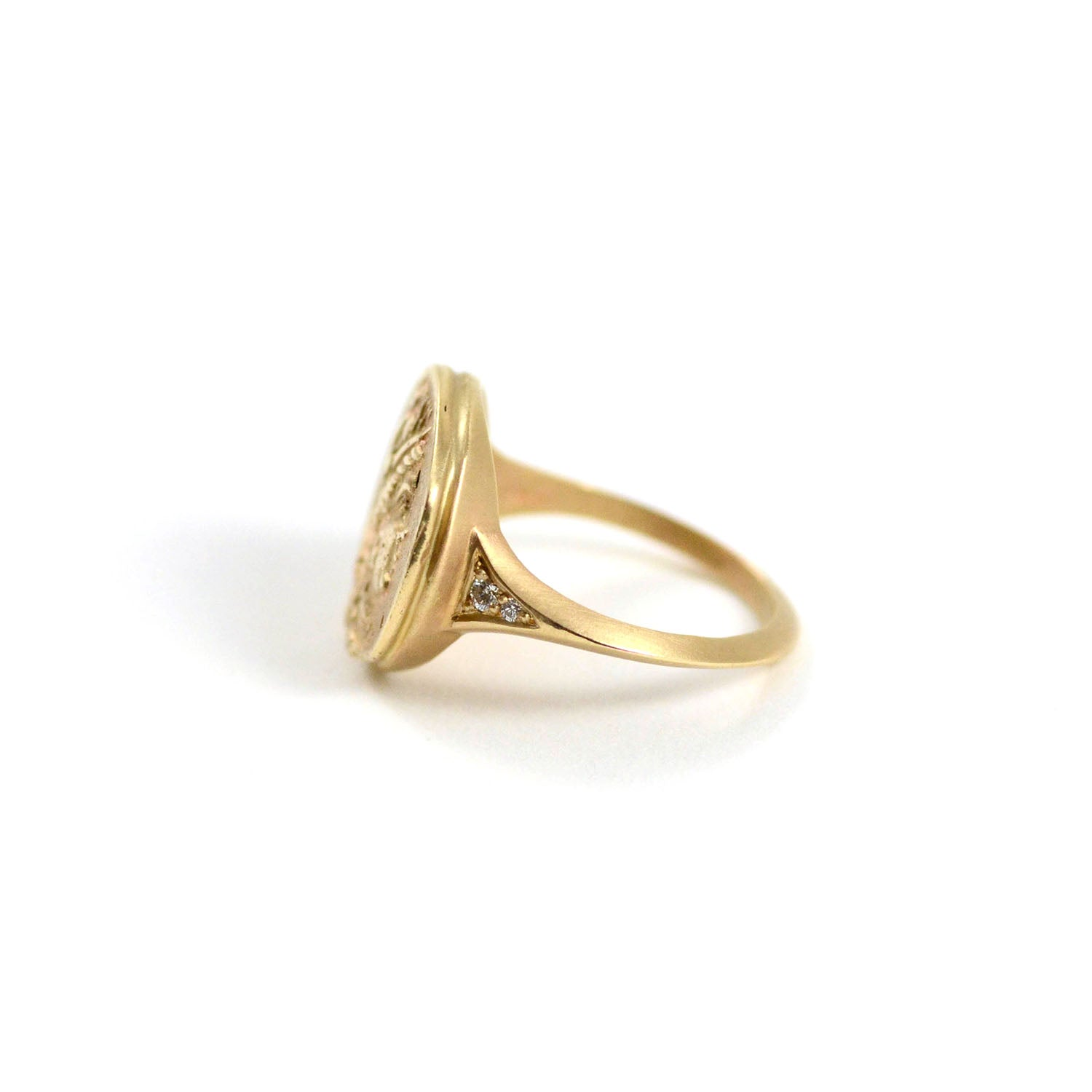 'Goddess of Self Value' Artifact Ring