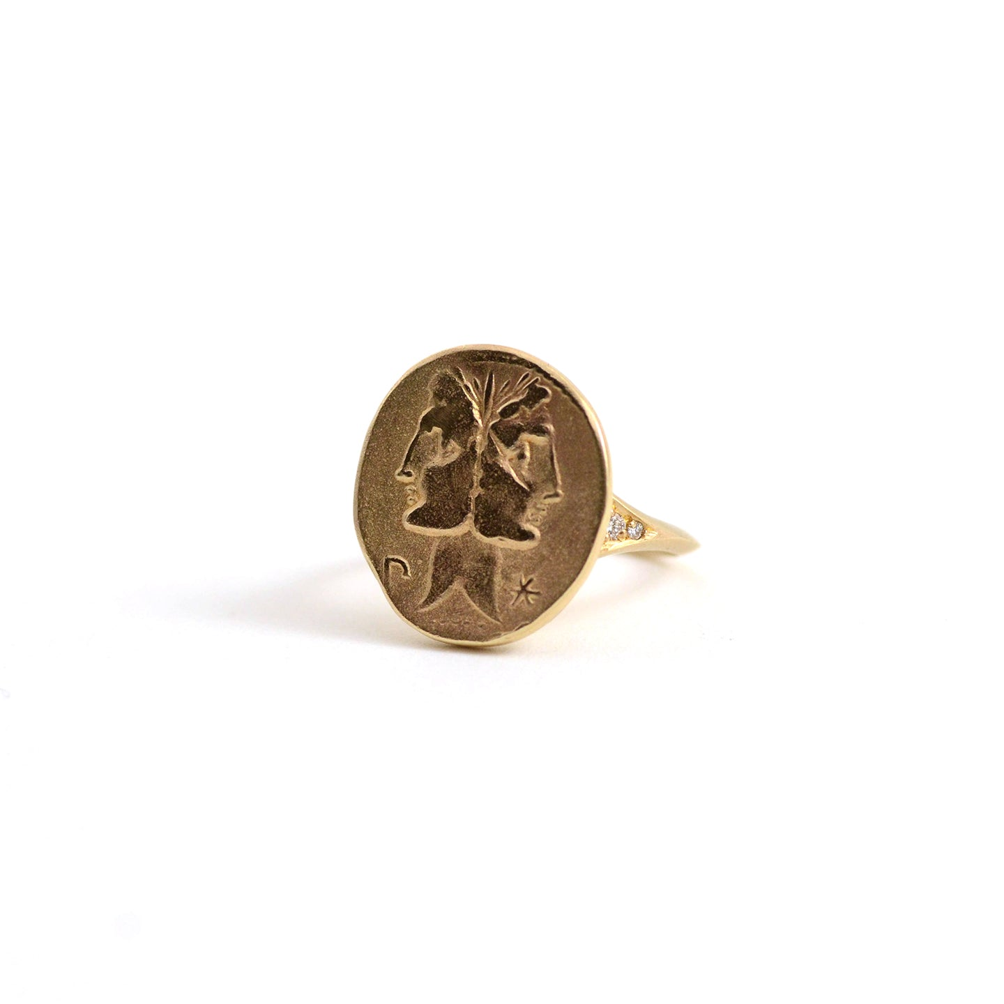 'The Present' Artifacts Ring