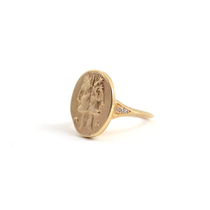 'The Present' Artifact Ring