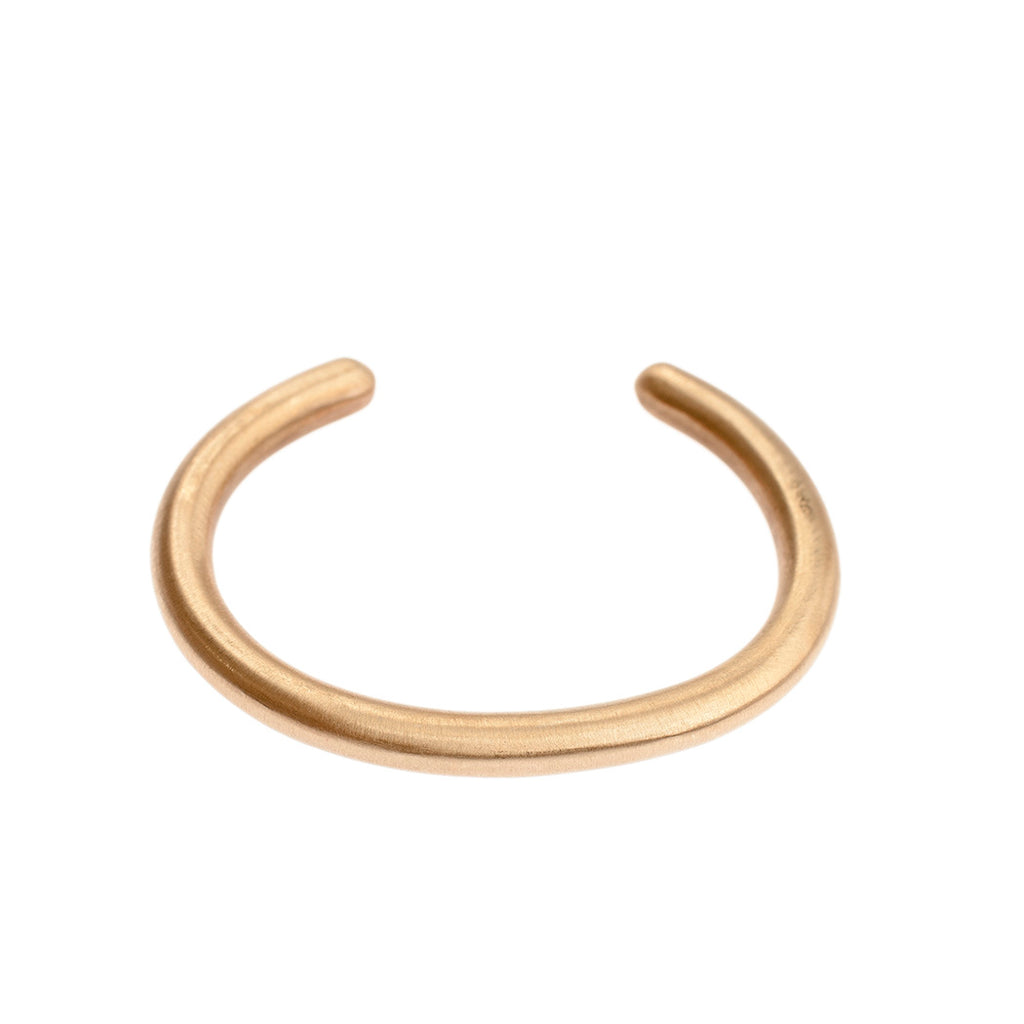 marla Aaron brass cuffling bangle bracelet