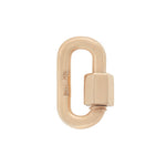 marla aaron yellow gold chubby babylock