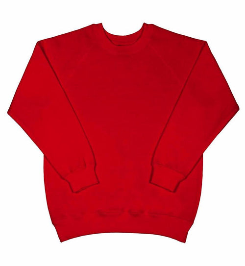 Felpa bambino girocollo raglan - Fol The Brand Business