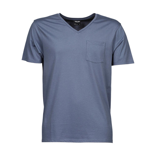 T-shirt Poket giro collo e collo a V uomo - Fol The Brand Business