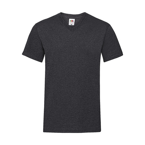 T-shirt collo a V uomo - Fol The Brand Business
