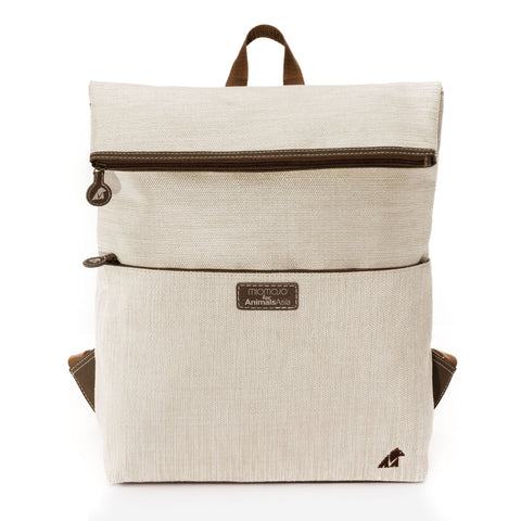 Limited Edition - Animal Asia - Backpack Beige 104O